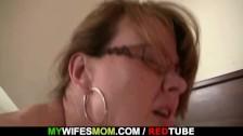 Резвый муж дочери задвинул матери жены во туалете